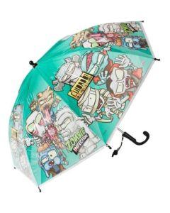 Paraguas infantil zombie infection