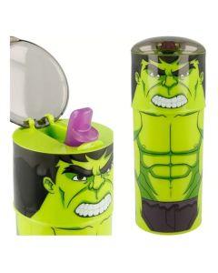 Vaso con pico hulk