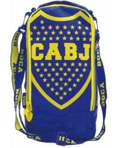 Bolso botinero Boca Juniors