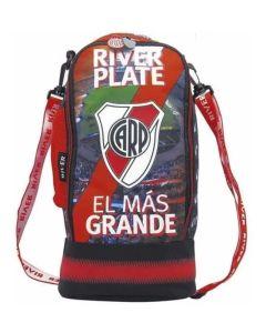 Bolso botinero River Plate