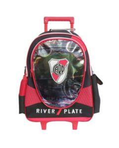 Mochila con Carro 18´´ River Plate