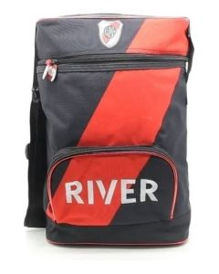 Bolso matero River Plate