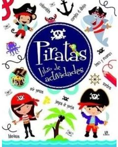 Libro piratas Libro de actividades