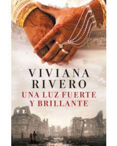 Libro una luz fuerte y brillante 'Viviana Rivero'