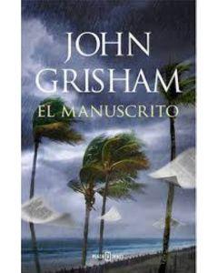 Libro el manuscrito 'John Grisham'
