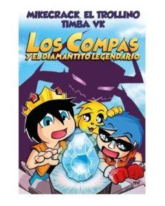 Libro Los Compas y el diamante legendario