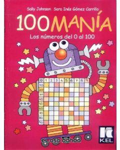 Libro 100Manía 'Los números del 0 al 100'