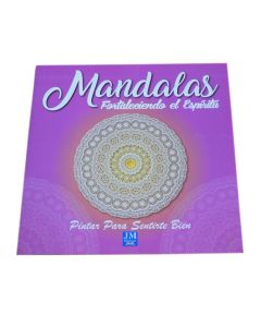 Libro Mandala Fortaleciendo el Espíritu