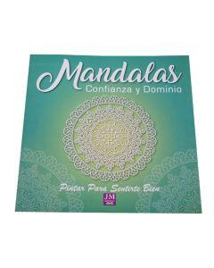 Libro Mandalas Confianza y Dominio