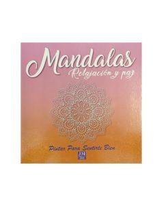 Libro Mandalas Relajación y Paz
