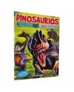 Libro dinosaurios argentinos