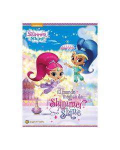 Libro de cuento 'El Mundo Magico de Shimmer y Shine'