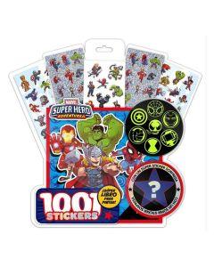 Coleccion 1001 Stickers 'Varios modelos'