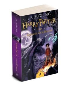 Libro Harry Potter y las reliquias de la muerte