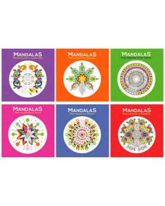 Mandalas 'Colección Varios libros'
