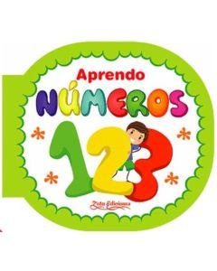 Libro aprendo numeros