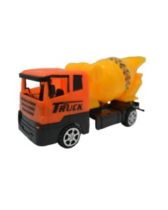 Camion constructor pull back