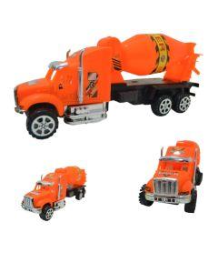 Camion mezclador Super truck